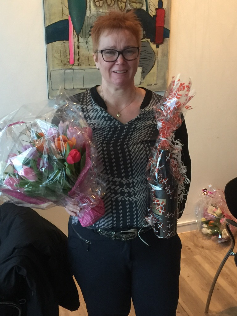 Dorthe Præstegaard - Årets løber