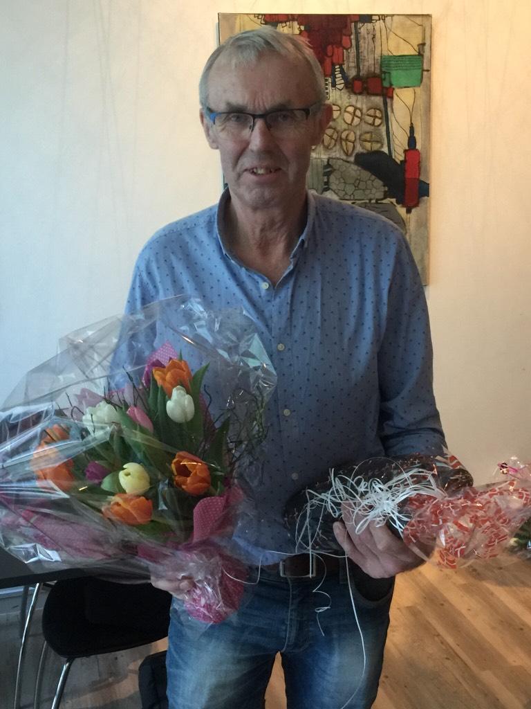 Holger Johansen årets løber